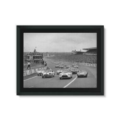 Le Mans, France. 25th-26th June 1960