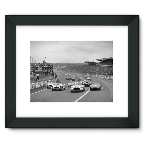 Le Mans, France.25th-26th June1960   Black