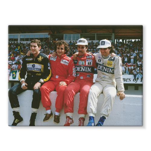 1986 Portuguese Grand Prix Championship Contenders
