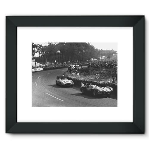 Le Mans, France. 11 - 12 June 1955   Black