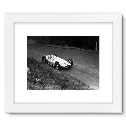 Heinz Brendel, Nurburgring | White