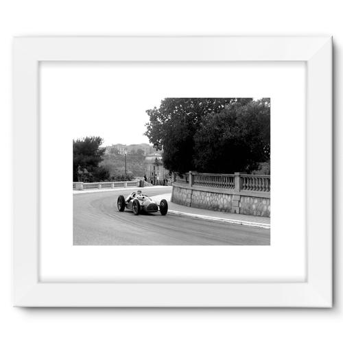 Monaco, Monte Carlo. 21st May 1950, Philippe Étancelin | White